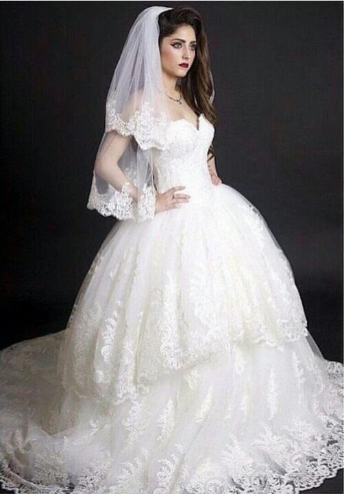 Find More Wedding Dresses Information About Vestido De Noiva 2015 White Ball