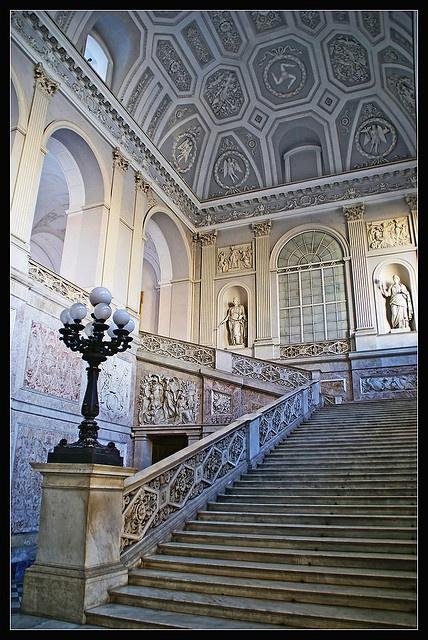 Palazzo Reale, Naples by Megara Liancourt, Naples, Italy, province if Naples Campania