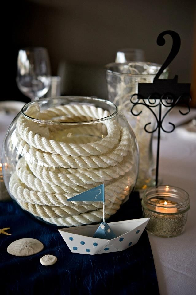 512 Best Nautical Party Ideas Images On Pinterest