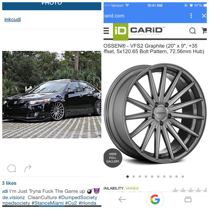 Acura TSX Rims (With Images)