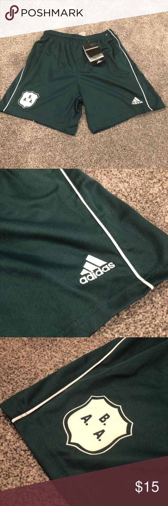 Adidas Soccer Shorts Adidas Climalite Soccer Shorts. Size small. New with tags. Women's or men's. adidas Shorts