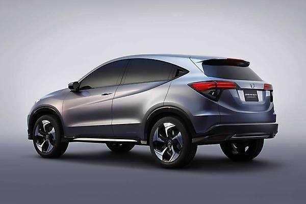 2018-2019 Honda Urban SUV Concept — a new crossover from 2018-2019 Honda