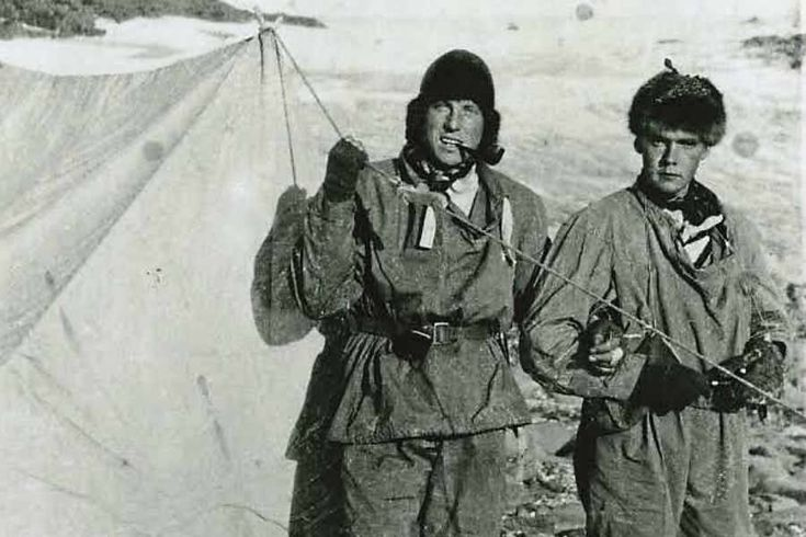 10 Best images about ~Andrew (Sandy) Comyn Irvine~ on ... George Mallory And Andrew Irvine