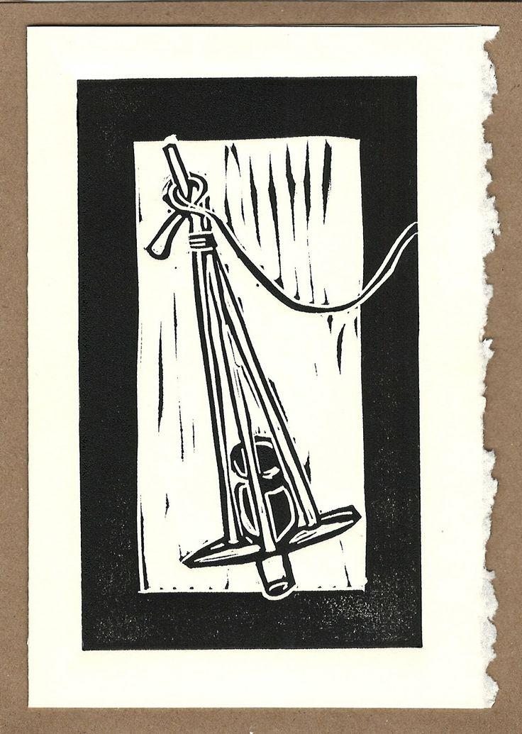 Norton's Cove Cards and Mini-Prints: Killick
