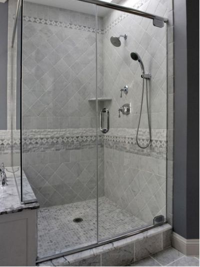 Shower Tile Pattern Ideas Pictures