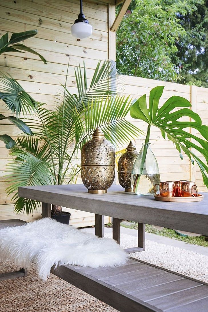West Elm Is Having A Huge Sale On Outdoor Furniture And Wow We Want It All Elm Furniture Huge Outdoor Sale West Wow Rustic Outdoor Furniture Eclectic Outdoor Furniture House Plants Decor