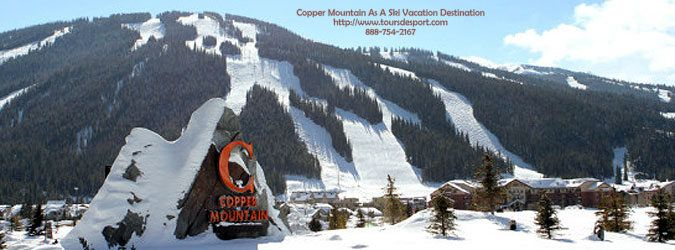 Ski Escapade at Copper Mountain