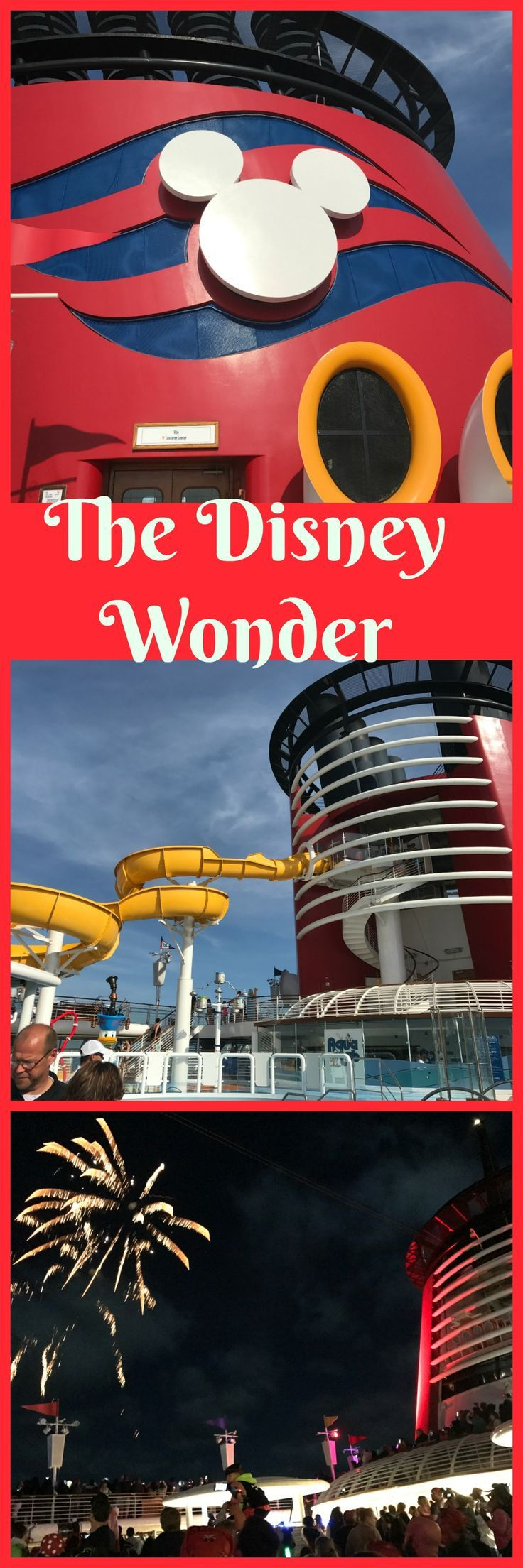 Best reasons to take a Disney Cruise.  Upgrades on the Disney Wonder Cruise Ship. Family friendly cruise lines