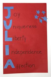 Second Grade July 4th/Independence Day Activities: Patriotic Poem
