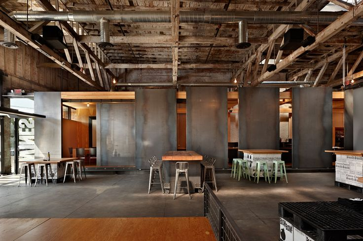 Olson Kundig Architects - Projects - Charles Smith Wines Tasting Room & World Headquarters