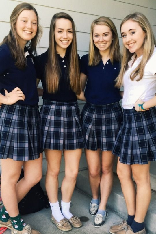 The Four Girls Who Was Disciplined Last Year At St Agnes -1249