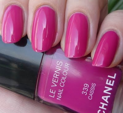 Chanel cassis