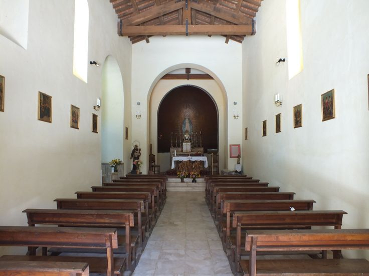 Chiesa di San Biagio a Roccafluvione #terredelpiceno