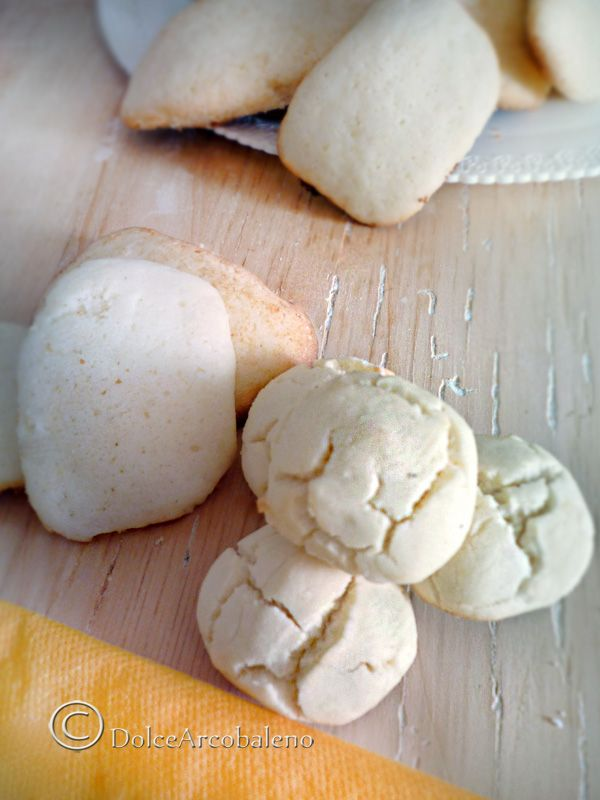 Cookies with rice flour by Dolcearcobaleno