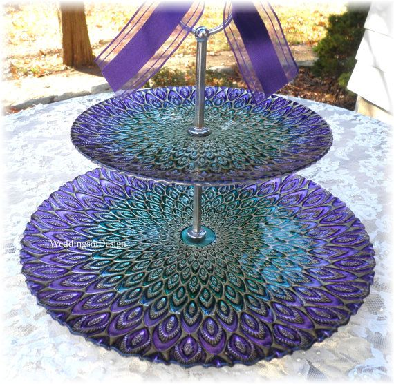 Peacock Feather Wedding Cake: 751 Best Peacock Pomp Images On Pinterest
