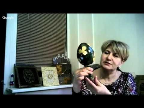 Весенние декупажные встречи. 4-й день конференции «Весенние декупажные встречи» Ольга Ерохина