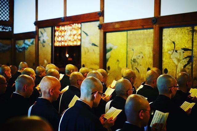 kongobuji #koyasan #kongobuji #monk #buddhism #高野山 #金剛峯寺 #お経 #はじめてのお経講座  2017/09/30 01:06:03