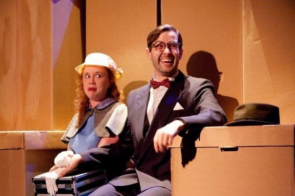 Spark, 2009. Kate Black-Regan and Kevin Meehan