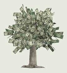 Ik moet veel geld hebben, zodat ik kan genieten.