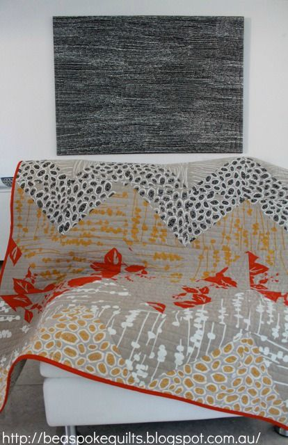 Bea Spoke Quilts - #modernquilts