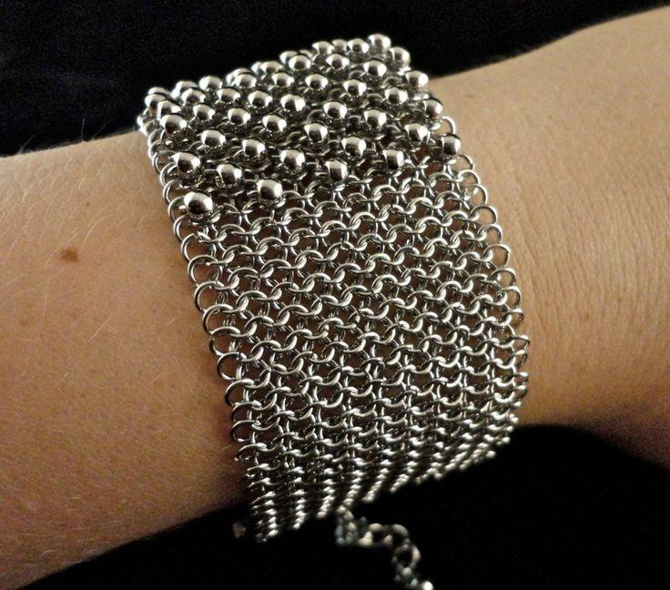 17 migliori immagini su Chain Maille Jewelry su Pinterest ...