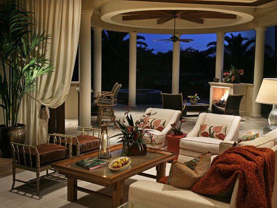 Kvs Interior Design Naples Florida Fl Living Room My Virtual Home Pinterest Naples