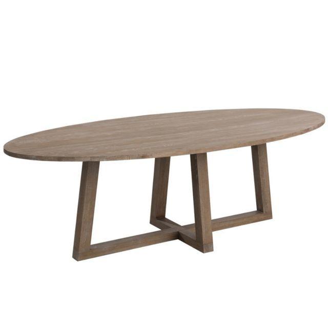 Creation Sur Mesure Table Ovale Stratifiee Fenix Blanc Rallonges Tablearallonge Chene Boismassif Design Decor Living Room Decor Coffee Table Home Decor