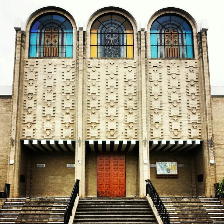 Ukranian Catholic church, east melbourne.