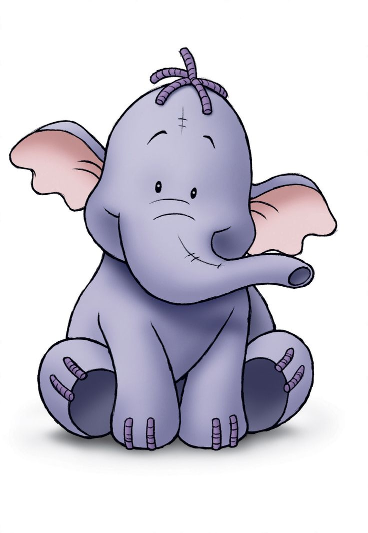 17 Best Images About Poohs Heffalump