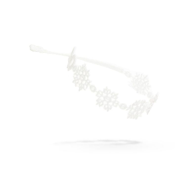 Cruciani Braccialetto Fiocco di neve