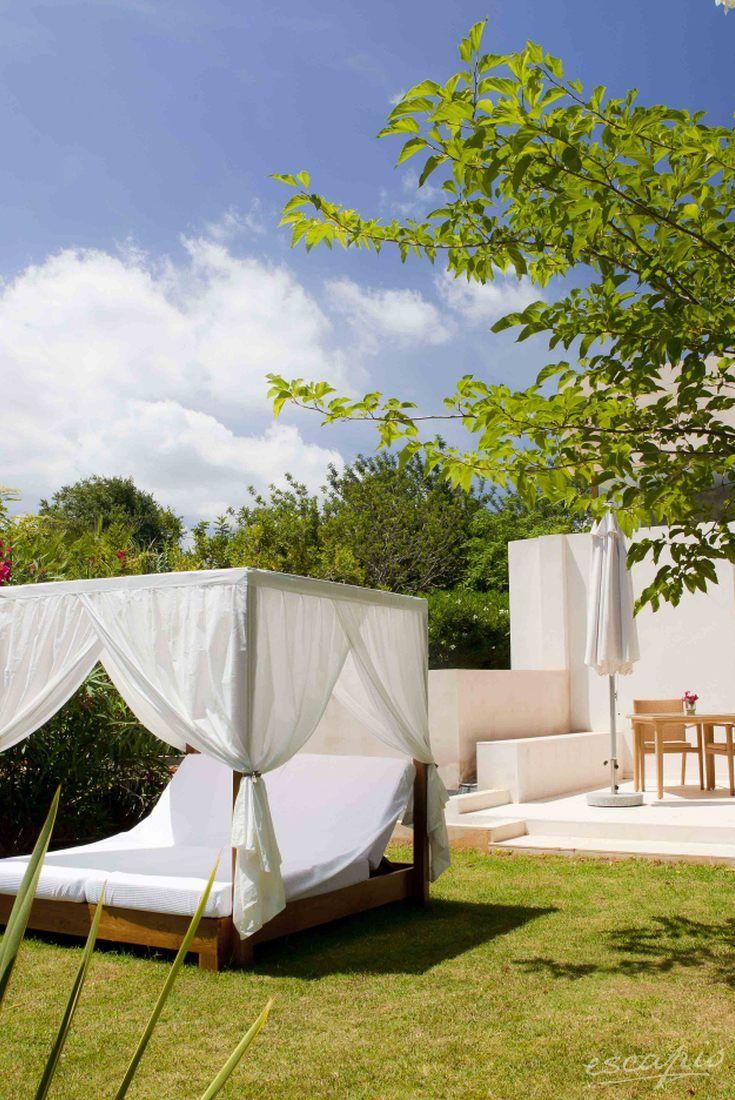 Traumhaft. Can LLuc Boutique Country Hotel & Villas auf Ibiza. Spanien. Balearen