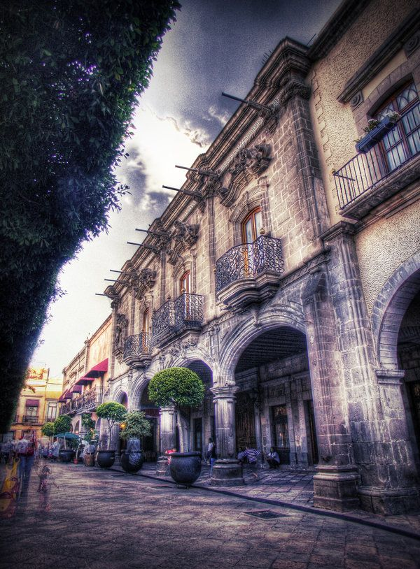 Casa Ecala Queretaro Mexico by Guilletas.deviantart.com on @deviantART