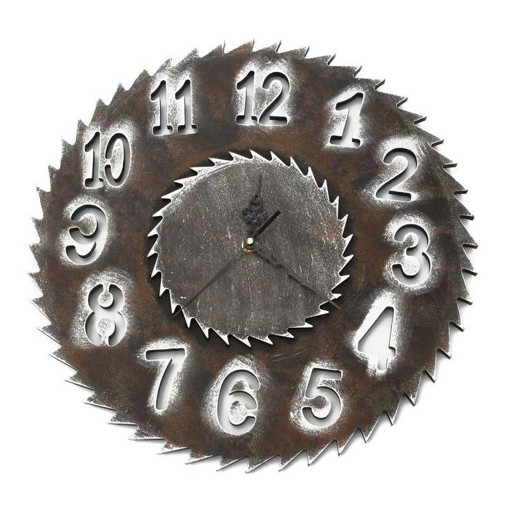 Beautiful Pas Cher Novetly Rtro Engrenage Horloge Murale