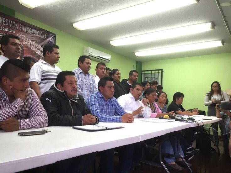 Fueron ocho muertos, dice la CNTE | El Puntero