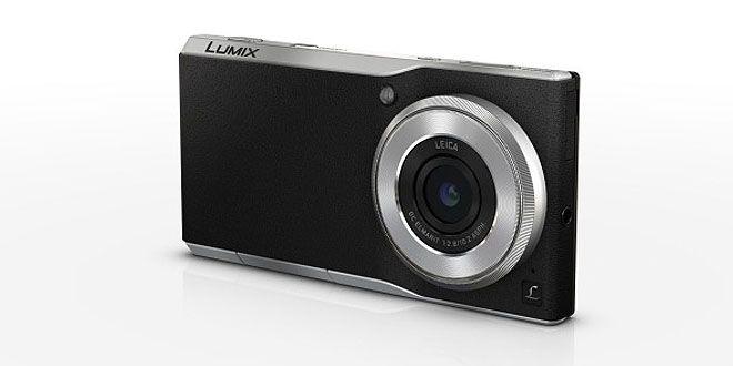 Panasonic DMC-CM1 es el smartphone con lente de cámara http://j.mp/1eI08iK |  #Cámara, #Gadgets, #PanasonicDMCCM1, #Smartphone