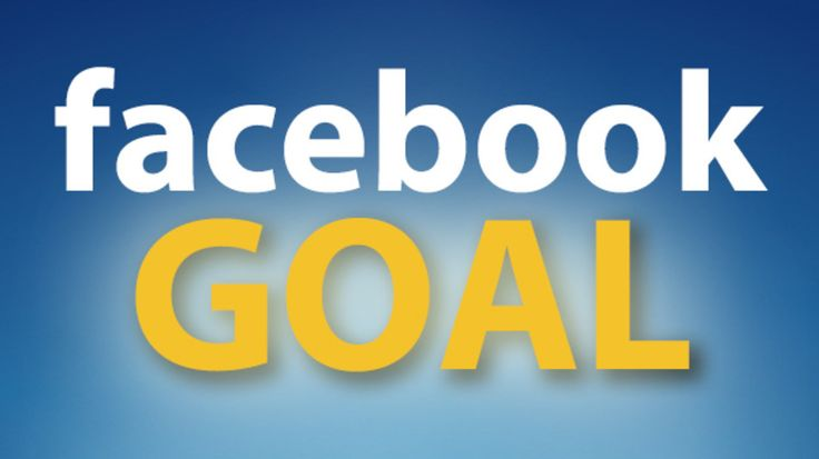 What is Facebook's end goal?