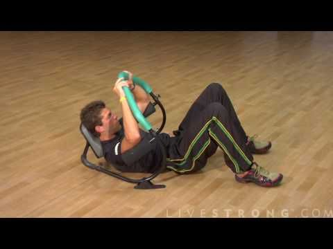 You too can have ripped abs. Learn exercises and stretches for your workout routine in this fitness video. source