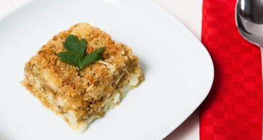 Olio Robusto per la nostra ricetta: Cavolfiori gratinati #olio #bertolli #robusto #ricette #cavolfiore #ricotta #prezzemolo #pan grattato