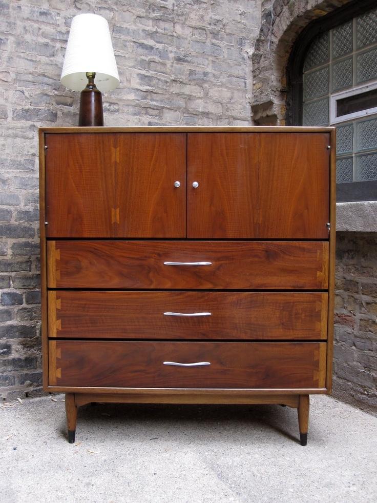 Lane Acclaim By Andre Bus 1960 65 Mid Century Dresserbedroom Furniturefurniture