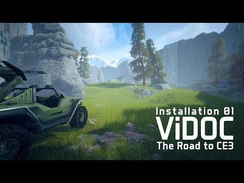 Installation 01 ViDoc: The Journey to CE3 2016