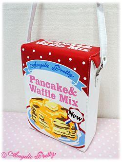 Angelic Pretty Honey Cake Shoulder Bag