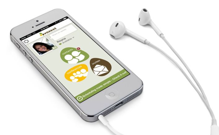 Voxeet goes WebRTC with major sound improvements for conference calls