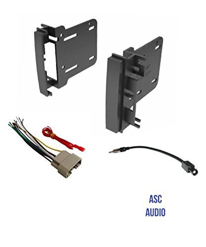 ASC Audio Car Stereo Radio Install Dash Kit, Wire Harness, and Antenna Adapter to Add a Double Din Radio for some 2007-2016 Chrysler Dodge Jeep- Vehicles listed below. For product info go to:  https://www.caraccessoriesonlinemarket.com/asc-audio-car-stereo-radio-install-dash-kit-wire-harness-and-antenna-adapter-to-add-a-double-din-radio-for-some-2007-2016-chrysler-dodge-jeep-vehicles-listed-below/