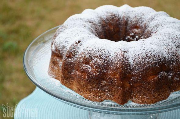 German Apple Cake | Food | Pinterest
