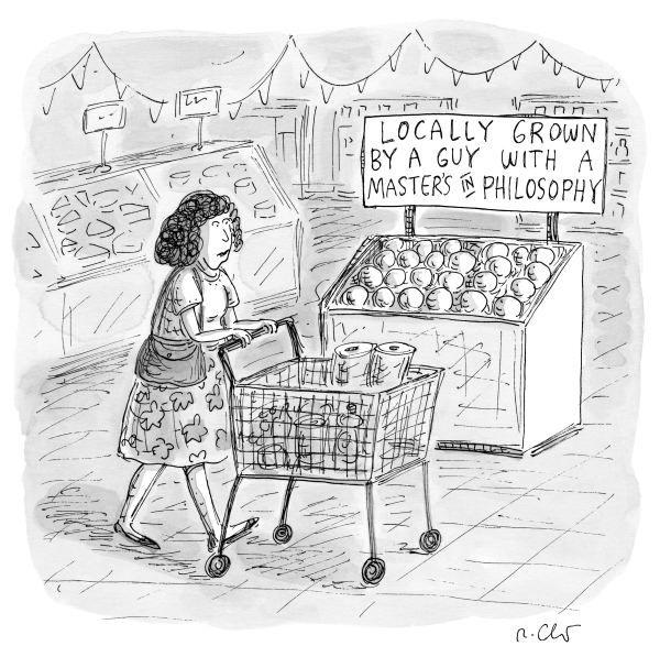 Slide Show: New Yorker Cartoons November 2, 2015 - The New Yorker