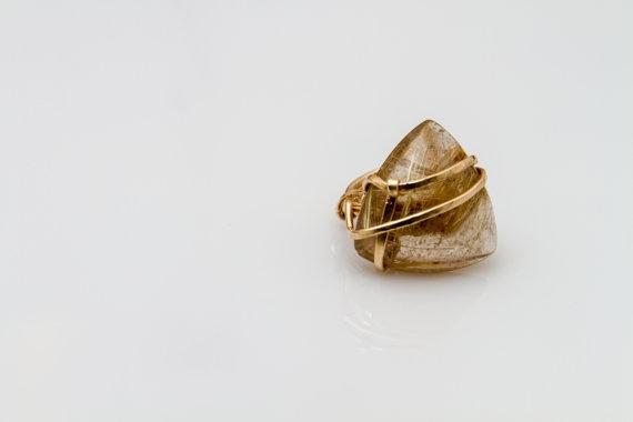 Small Georgia Ring