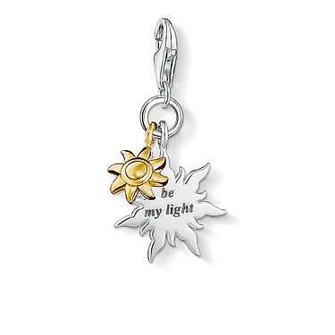 "Thomas Sabo ""sun be my light"" riipus 1347-413-12 - Thomas Sabo Charm Club -riipukset - 1347-413-12 - 1"