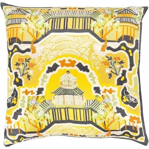 gold-yellow-asian-silk-throw-pillow