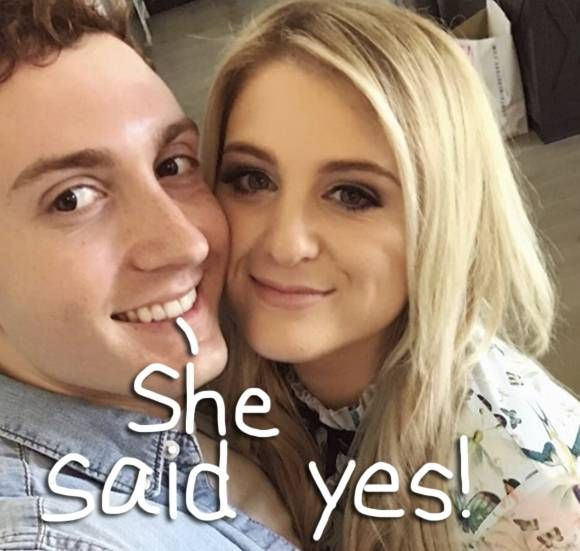 Meghan Trainor Is Engaged! Watch BF Daryl Sabara Pop The Question To His 'Soulmate' HERE!      https://www.nehans.net/meghan-trainor-is-engaged-watch-bf-daryl-sabara-pop-the-question-to-his-soulmate-here/