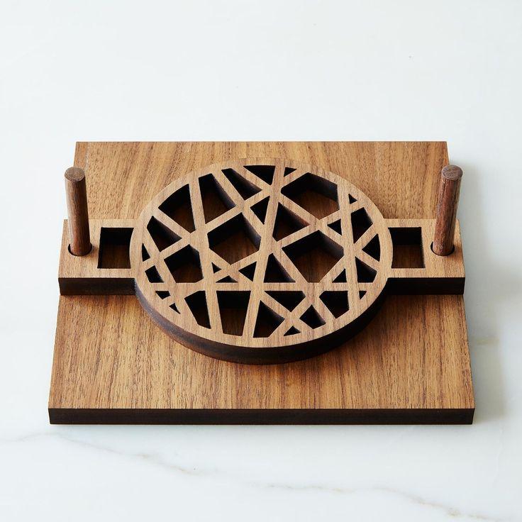 Mid-Century Modern Napkin Holder on Food52